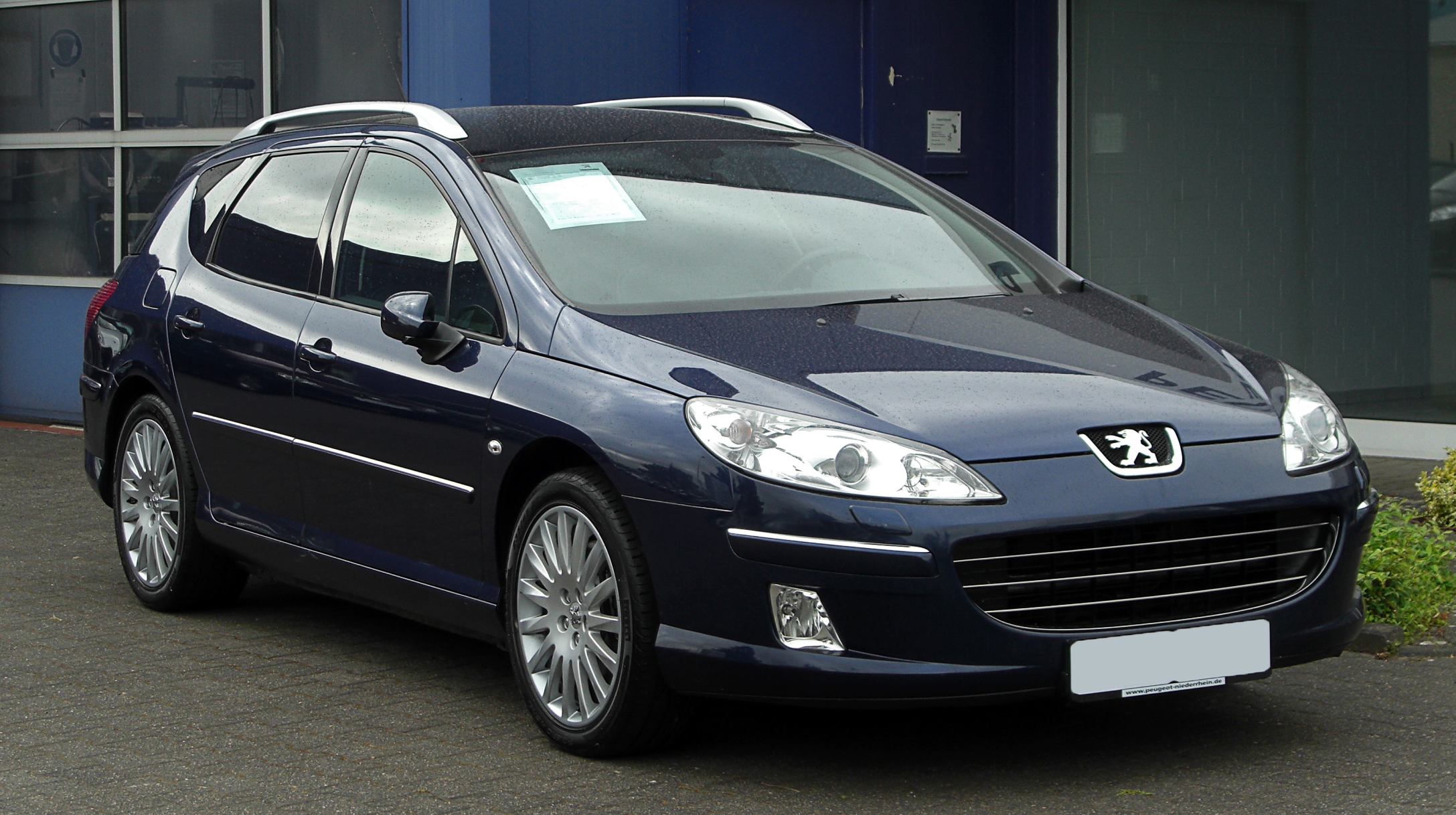 2007 Peugeot 407 Sw 2 7 V6 Hdi Related Infomation