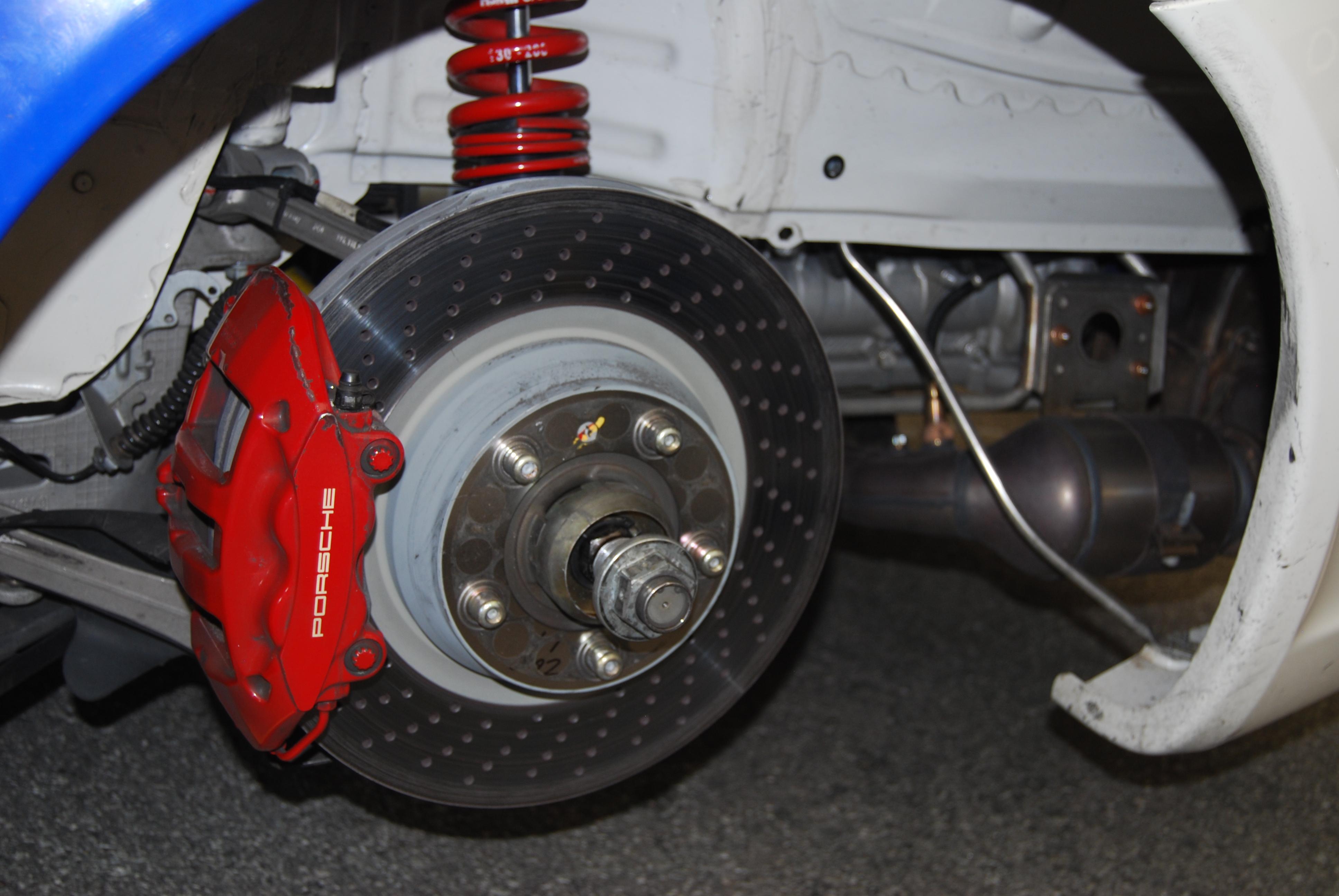 File Porsche 911 4 Piston Rear Brake Caliper 7482890206 Jpg