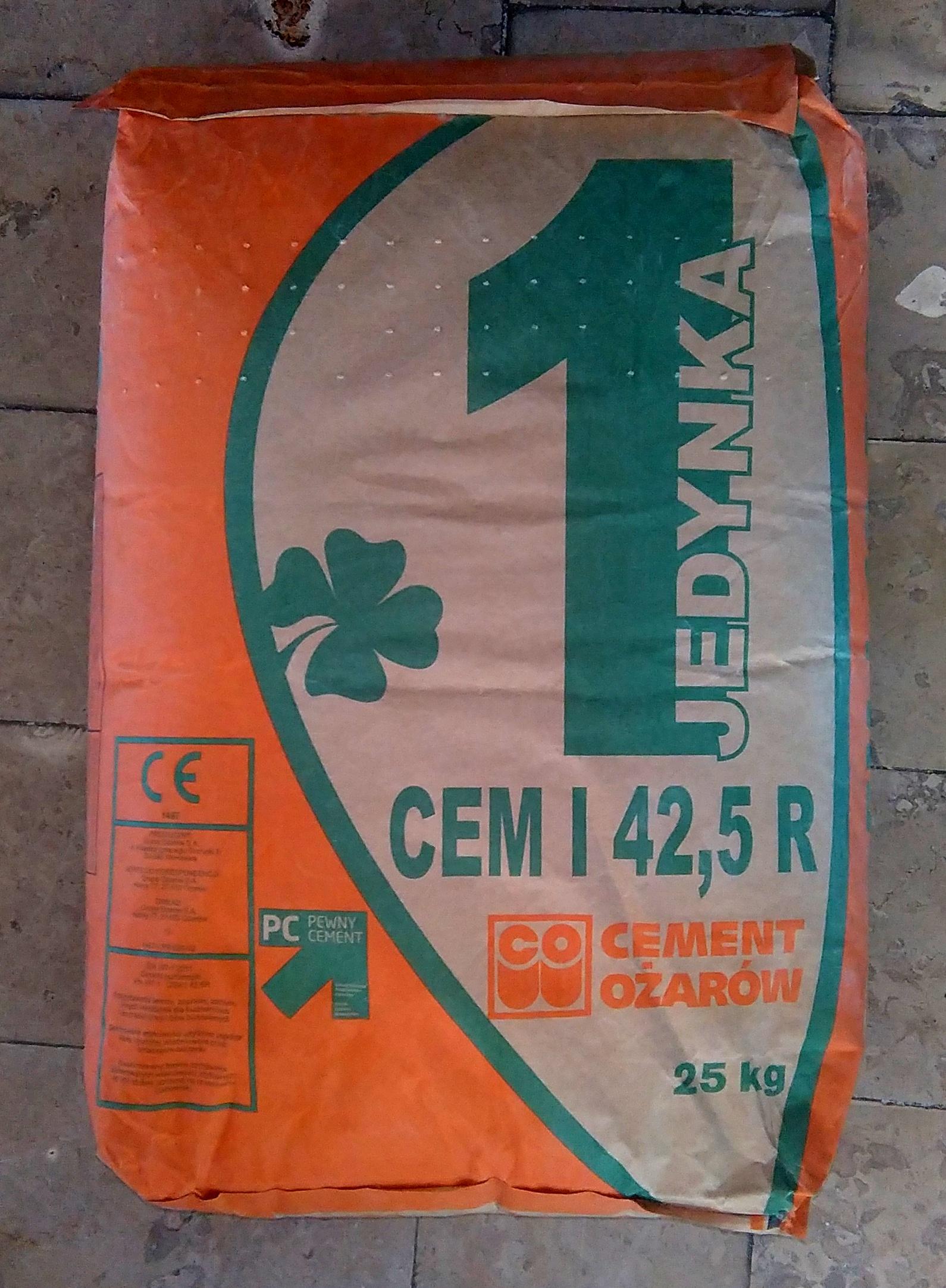 Portland Cement Bags : Plik portland cement cem i r bag g wikipedia