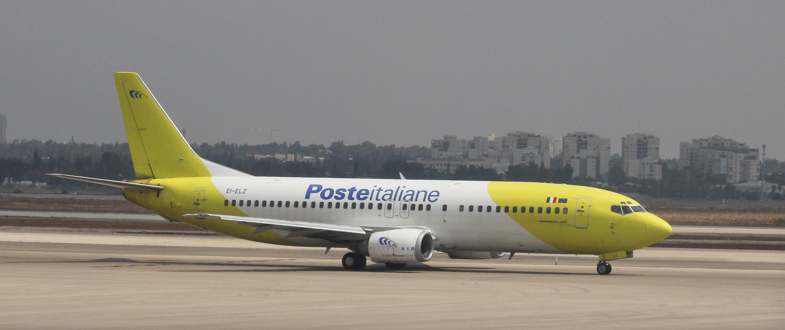 File poste italiane mistral air boeing 737 4q8 tel for Poste italiane