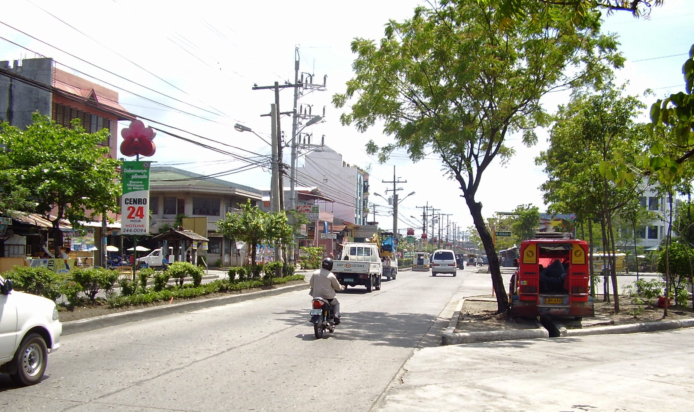 davao city Davao (tagalog pronunciation: ) refers to several closely related places in mindanao in the philippines:  city davao city, also known simply as davao, mindanao's largest highly urbanized city and the country's largest city in terms of area of jurisdiction.