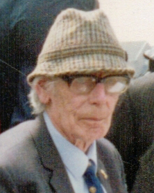 Wilbert Awdry British vicar and author