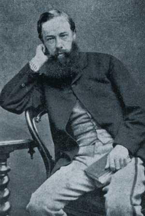 Image of Richard Daintree from Wikidata