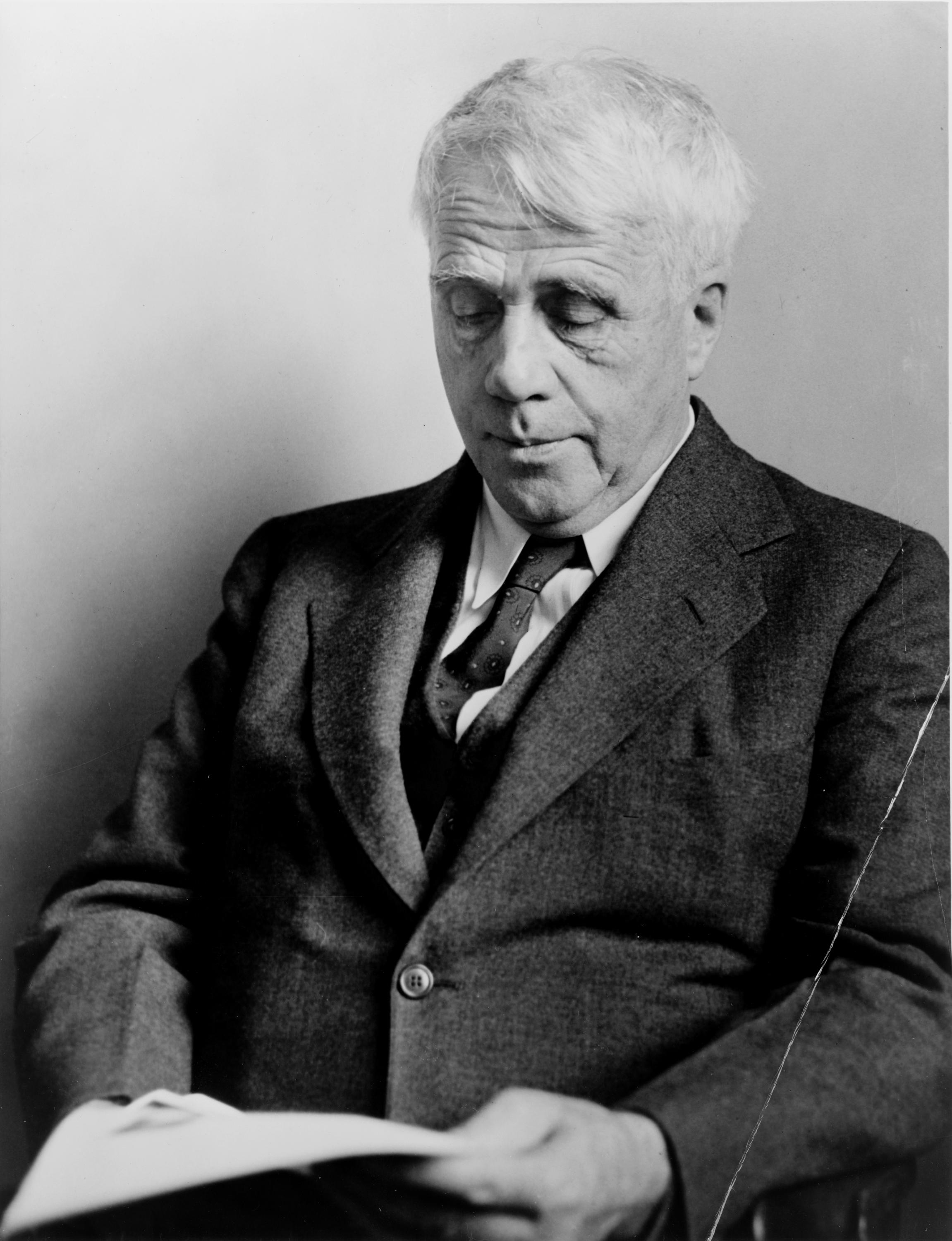 Robert Frost net worth salary