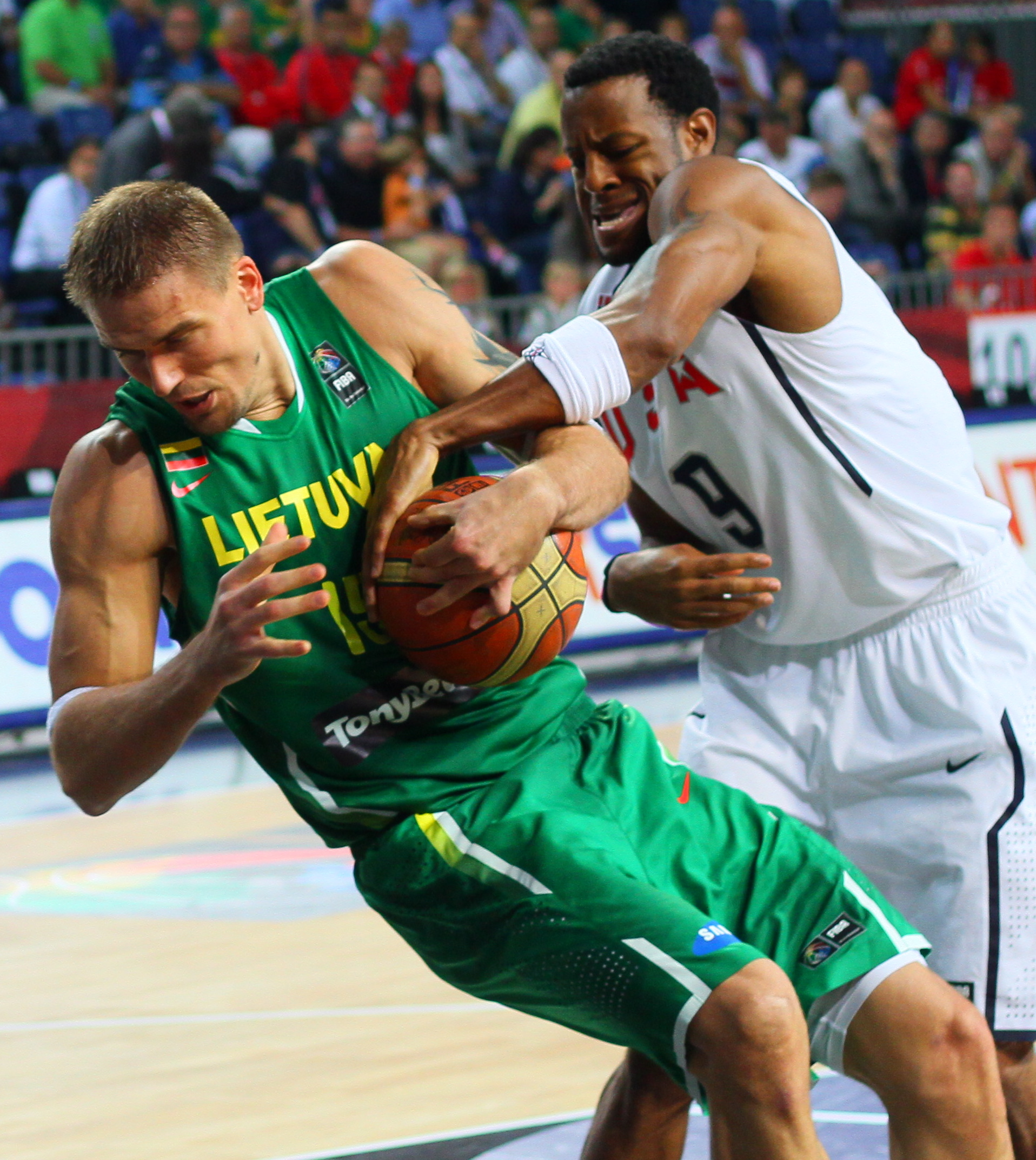The 10 Most Legendary Lithuanian Basketball Players Of All