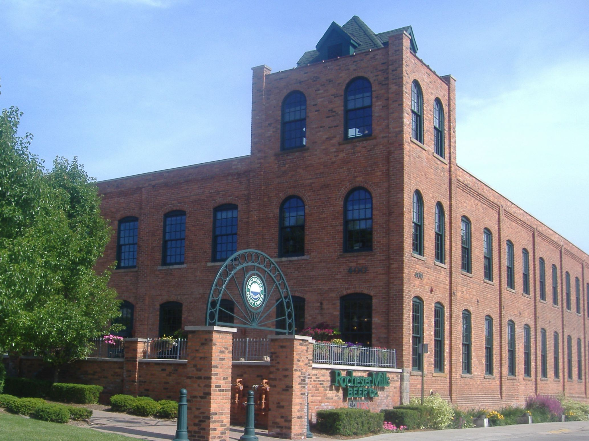 Rochester Michigan Western Knitting Mills.JPG