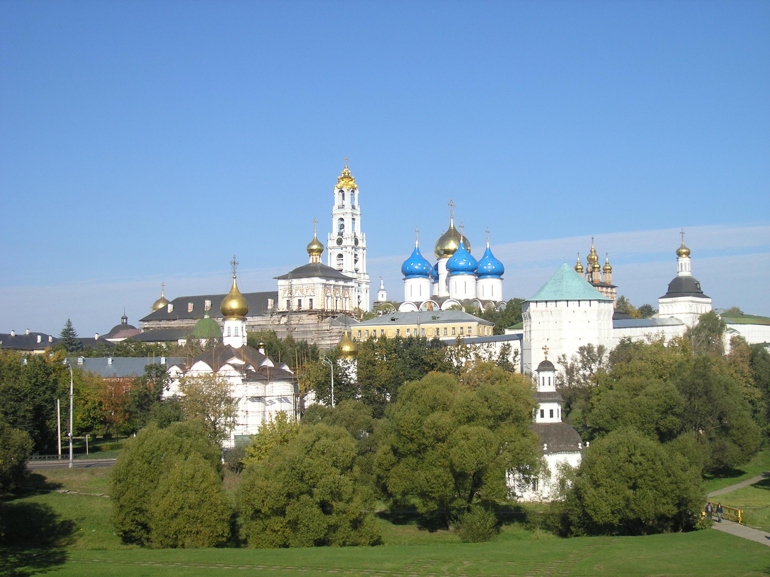 Sergiyev Posad Russia  city images : Sergiyev Posad