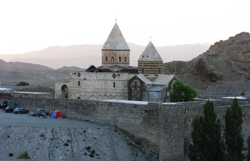 Монастырь Святого Фаддея