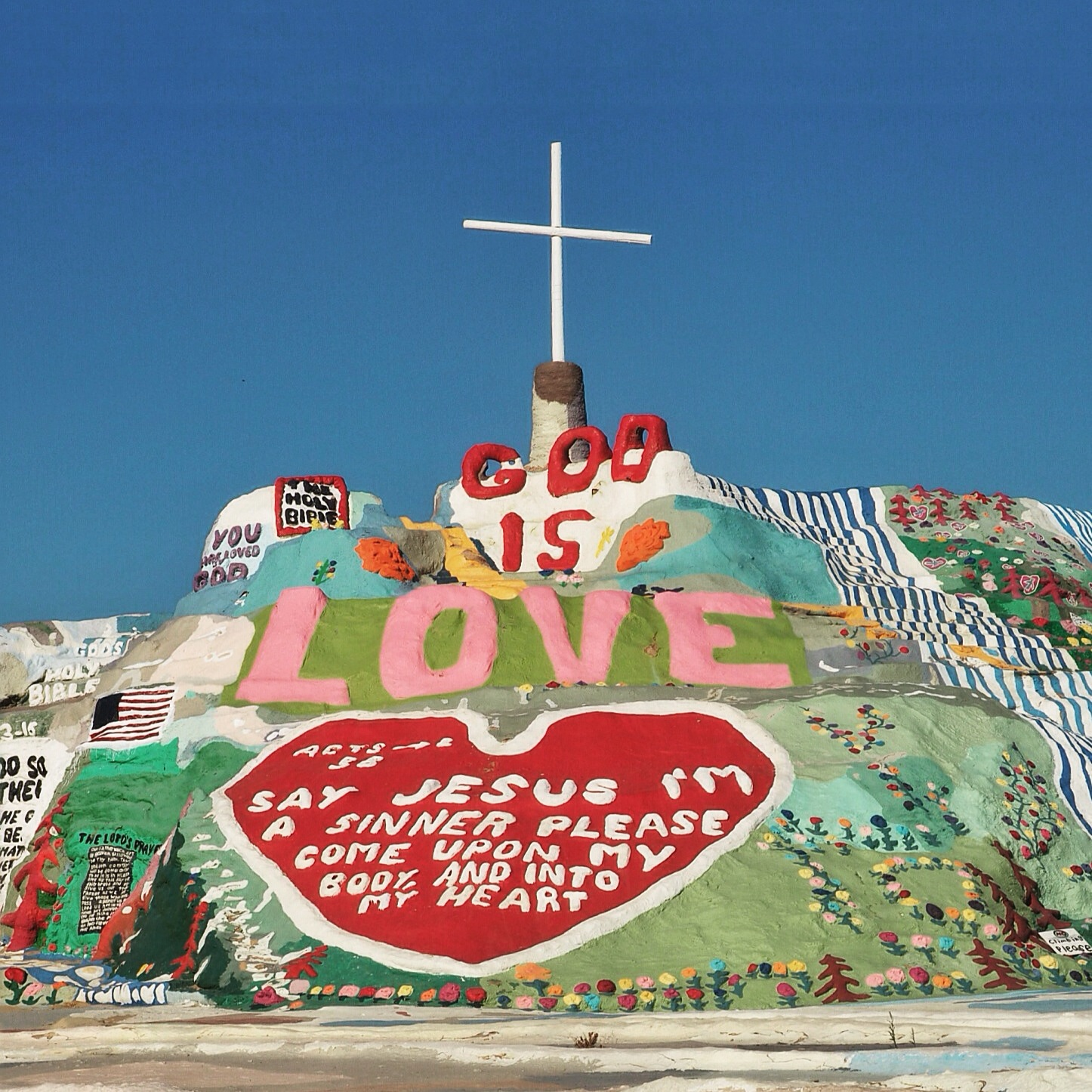 God Is Love: File:Salvation Mountain