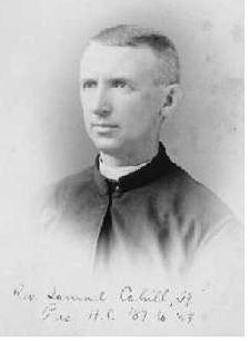 Samuel Cahill