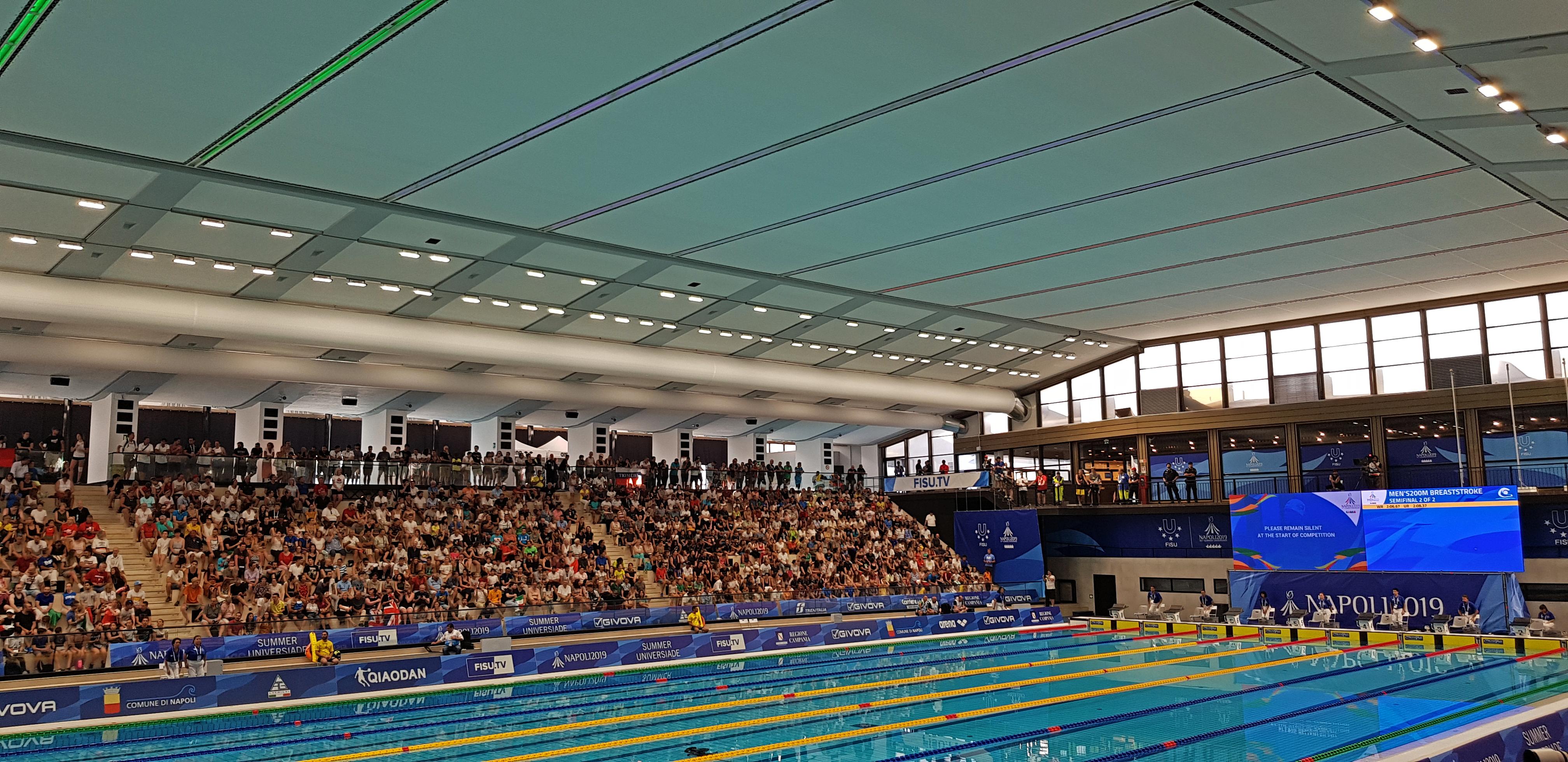 Piscine A Nocera Inferiore piscina felice scandone - wikipedia