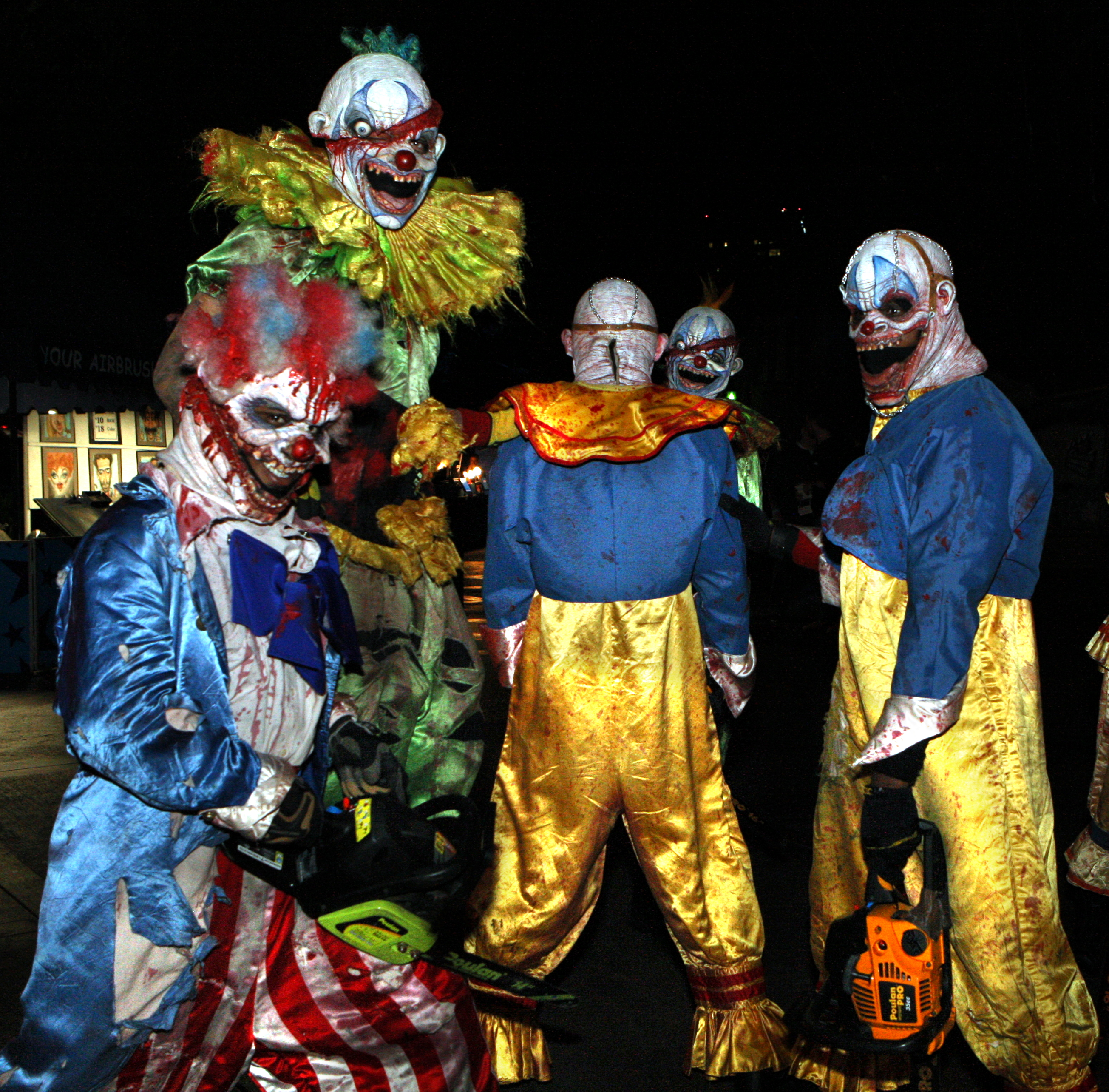 Evil clown - Wikipedia