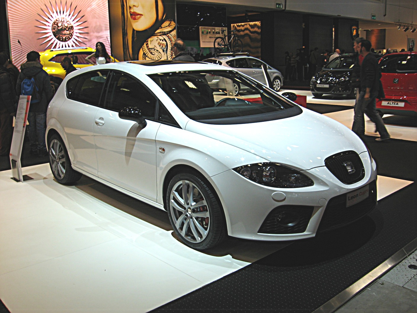 file seat leon cupra mk2 jpg wikimedia commons. Black Bedroom Furniture Sets. Home Design Ideas