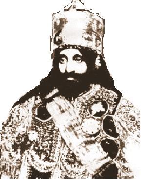 Haile Selassie becomes emperor of Ethiopia 1930.