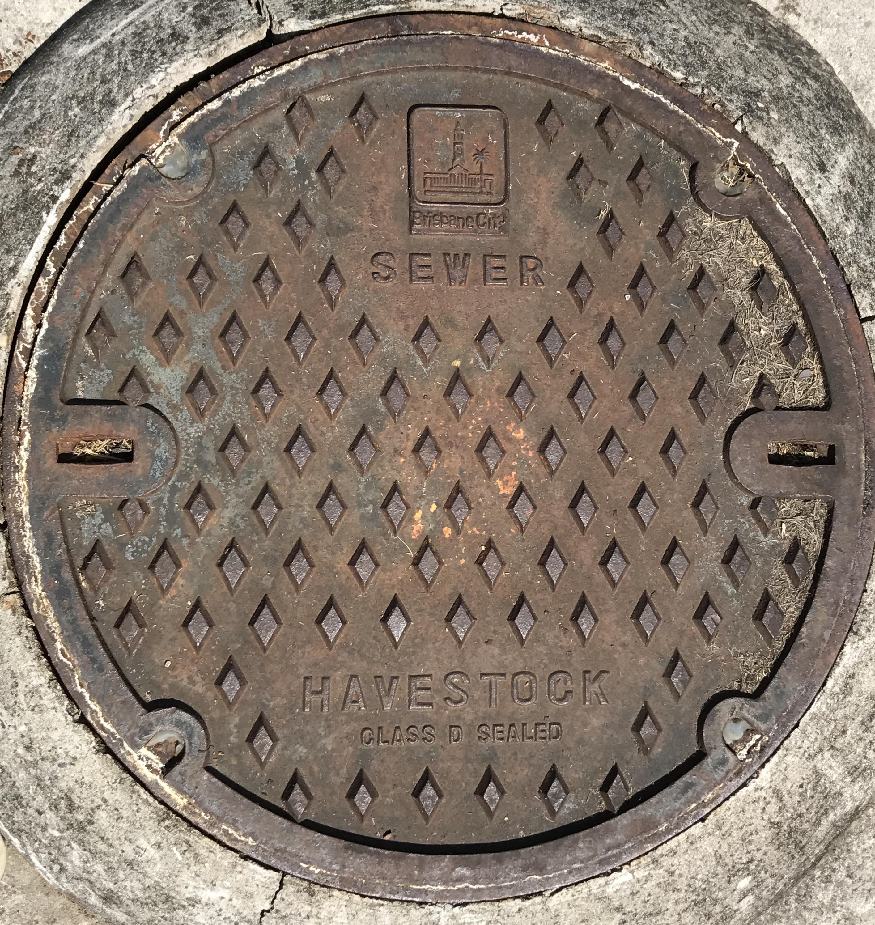 File sewer manhole covers in brisbane g wikimedia commons