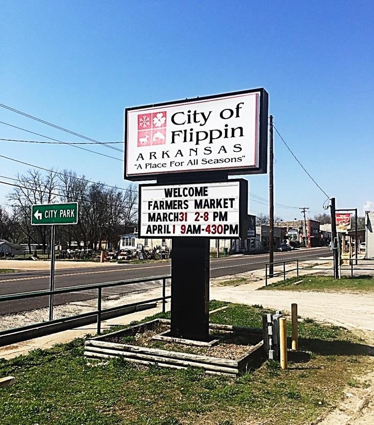 City Hall Marion County Ar