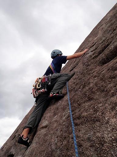 Evolv Climbing Shoes Size