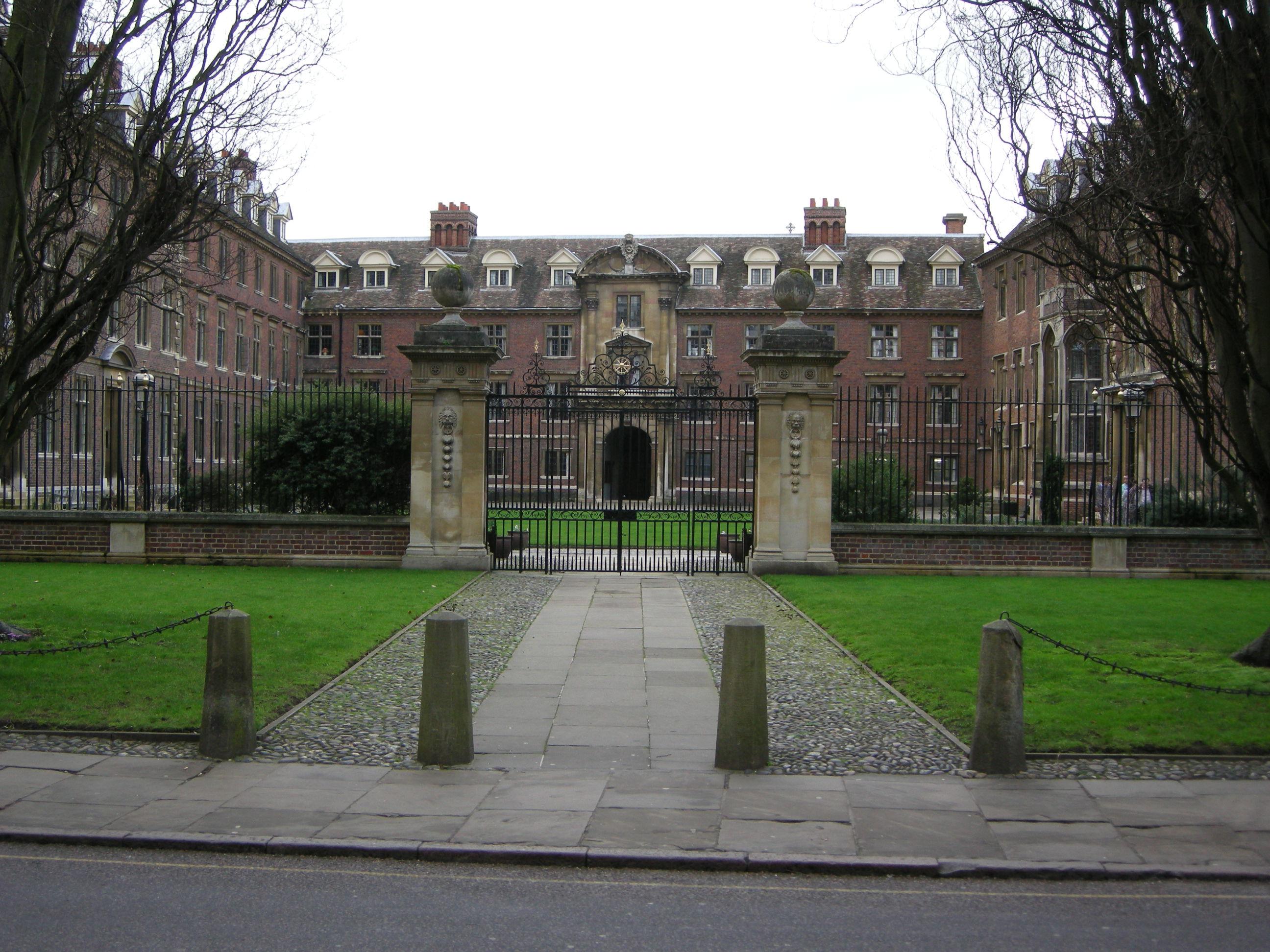 File St Catharine S College Cambridge Jpg Wikimedia Commons