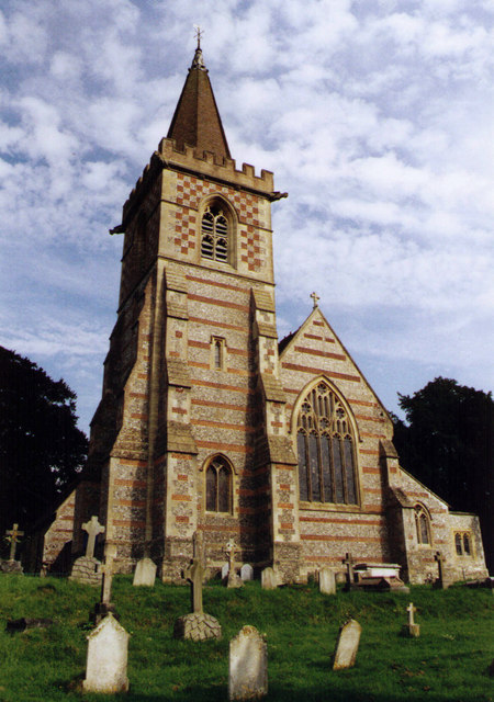 An image of St Mary's, Twyford, Hampshire.
