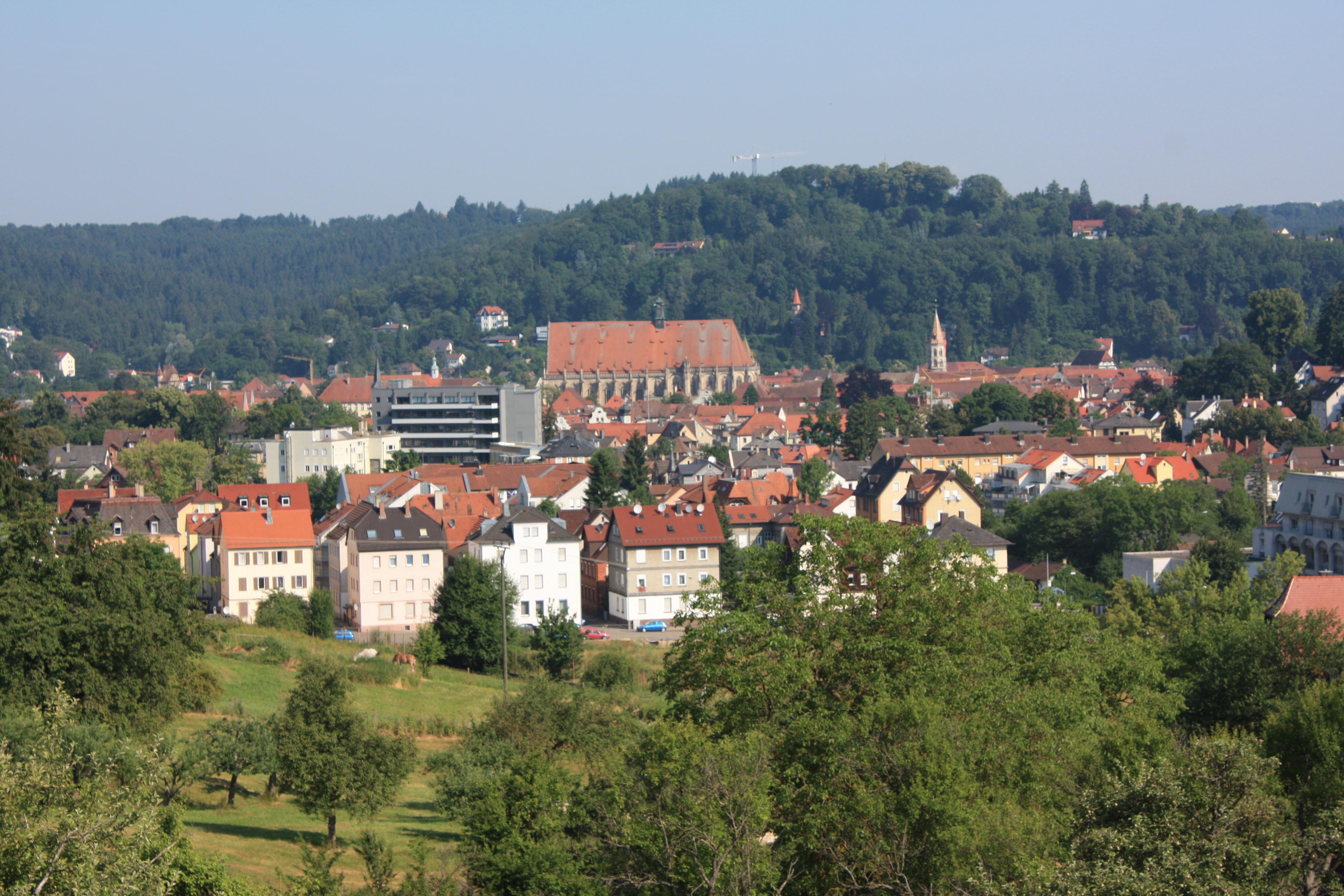 Schwäbisch Gmünd – Wikipédia