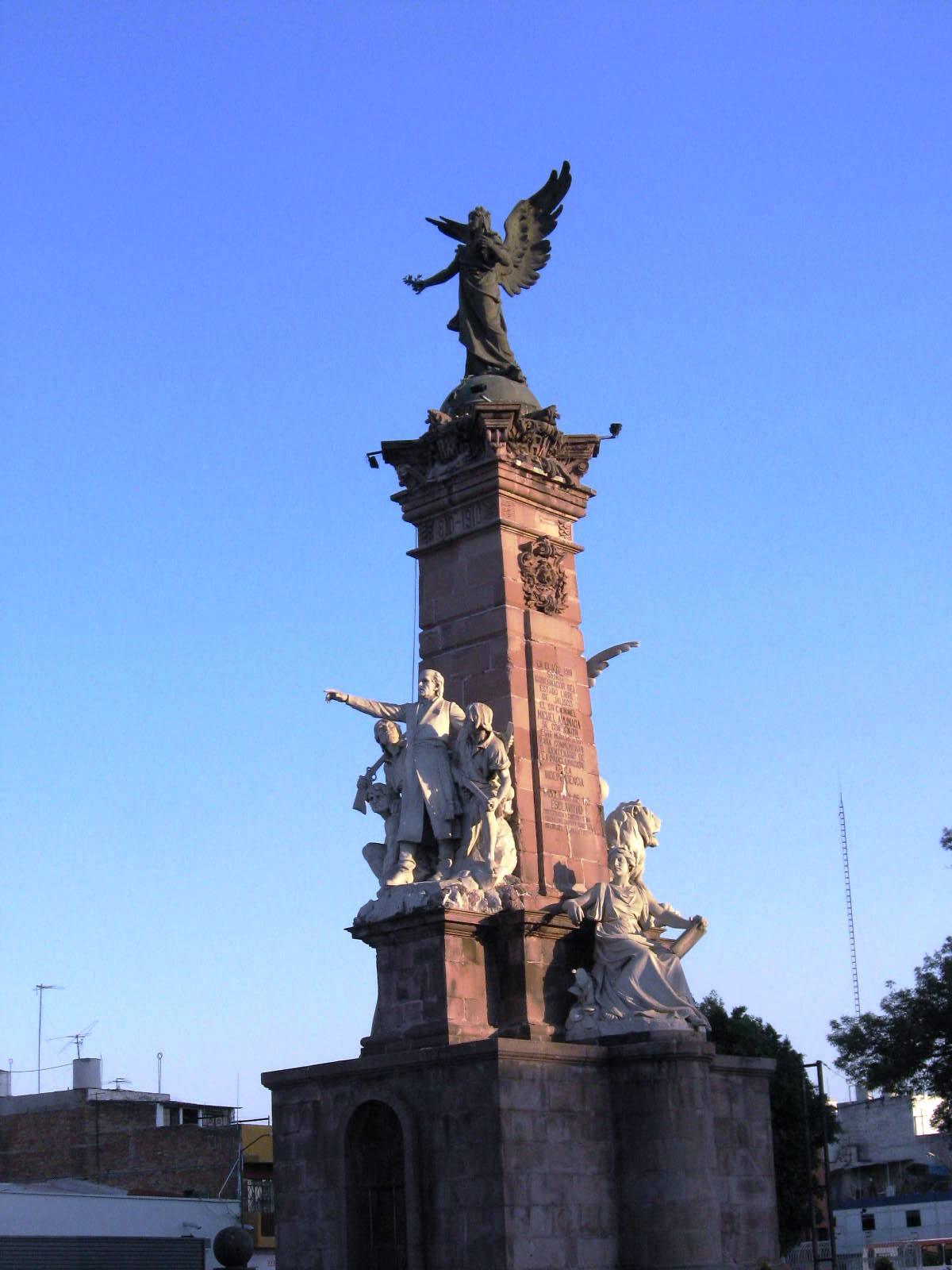 Depiction of Calzada Independencia