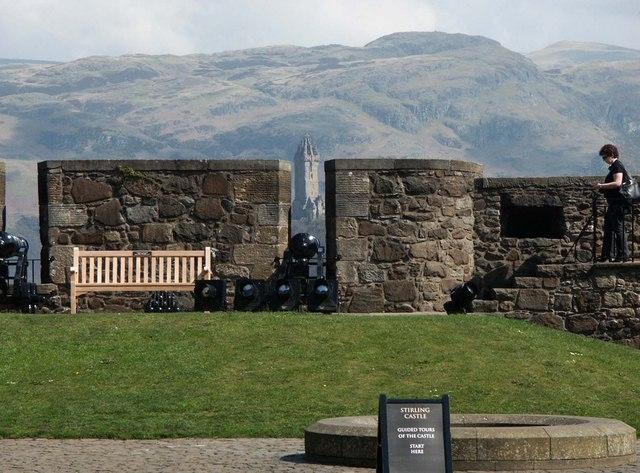 Stirling Castle - geograph.org.uk - 832334