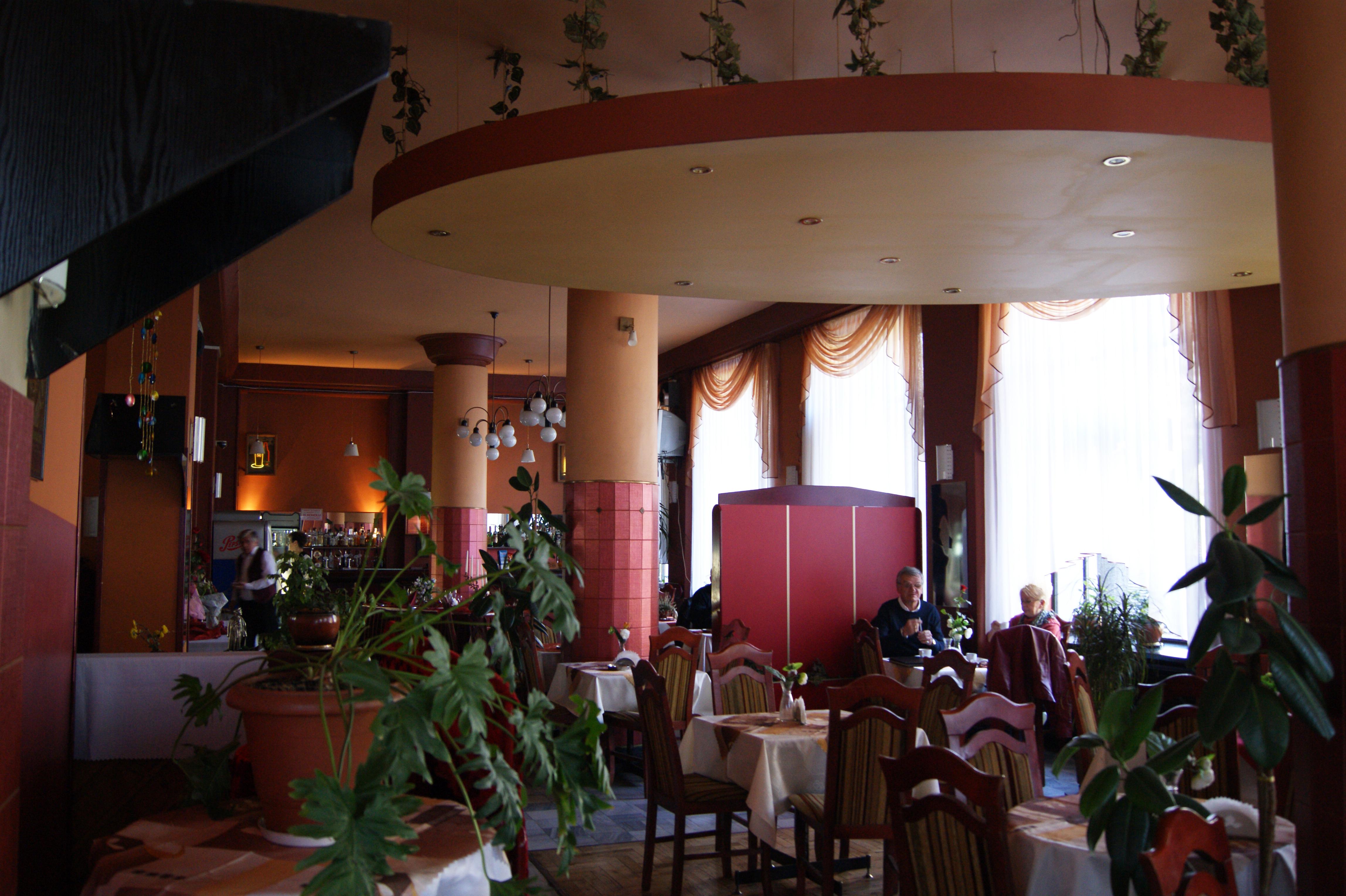 File stylowa restaurant inside centrum c nowa huta