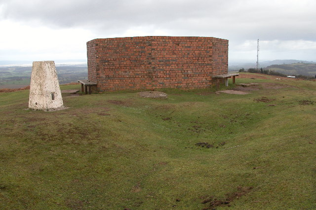 Summit of Garway Hill - geograph.org.uk - 101847