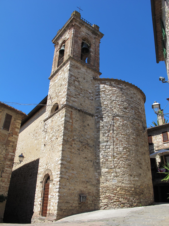 File suvereto chiesa della madonna sopra la porta 04 for La porta media