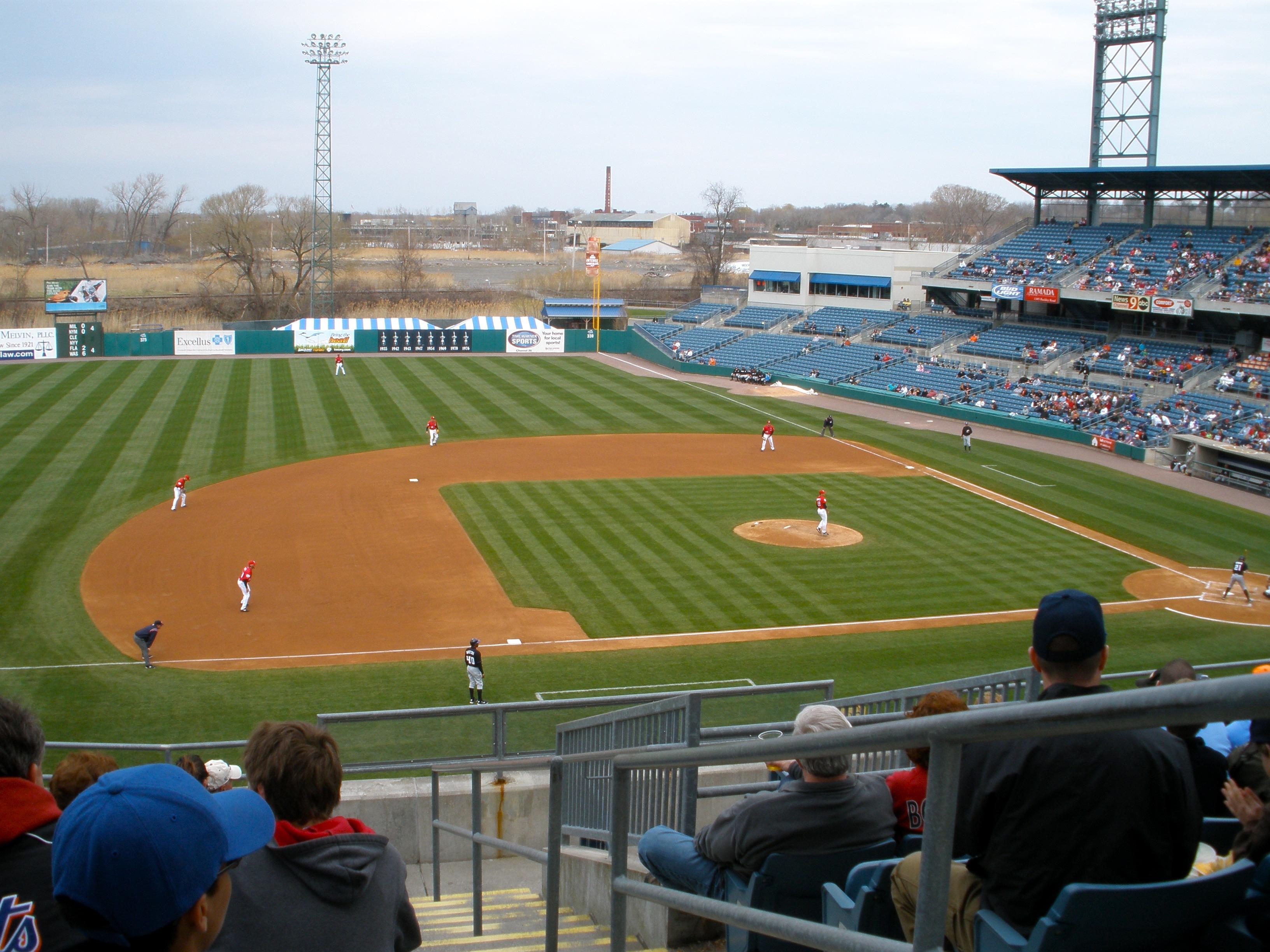 Syracuse Stadium Gallery
