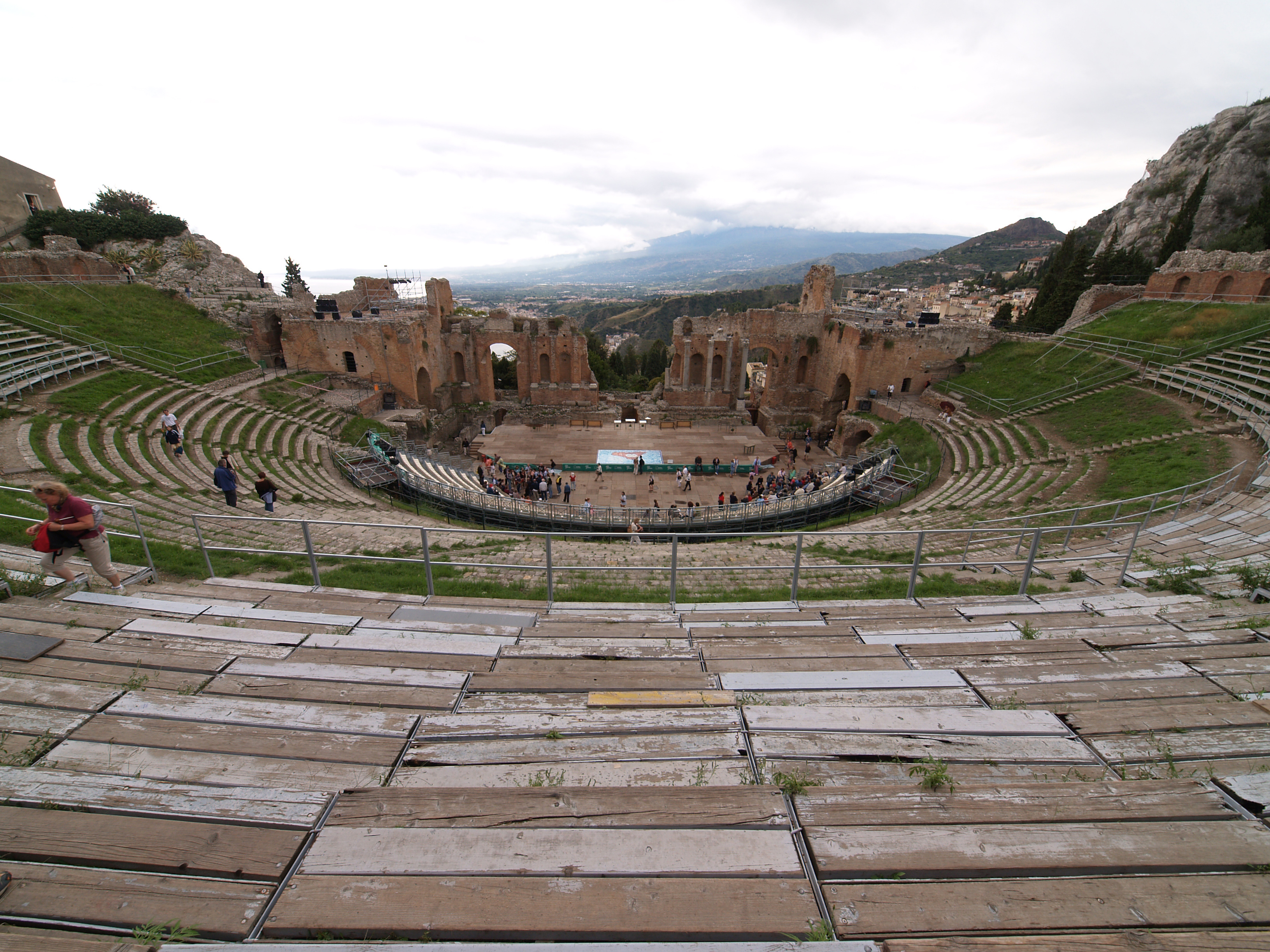 an overview of the history of greek theater An overview of medieval theatre examines the mystery, miracle and morality plays of the middle ages  they carry on the true tradition of the greek comedy.