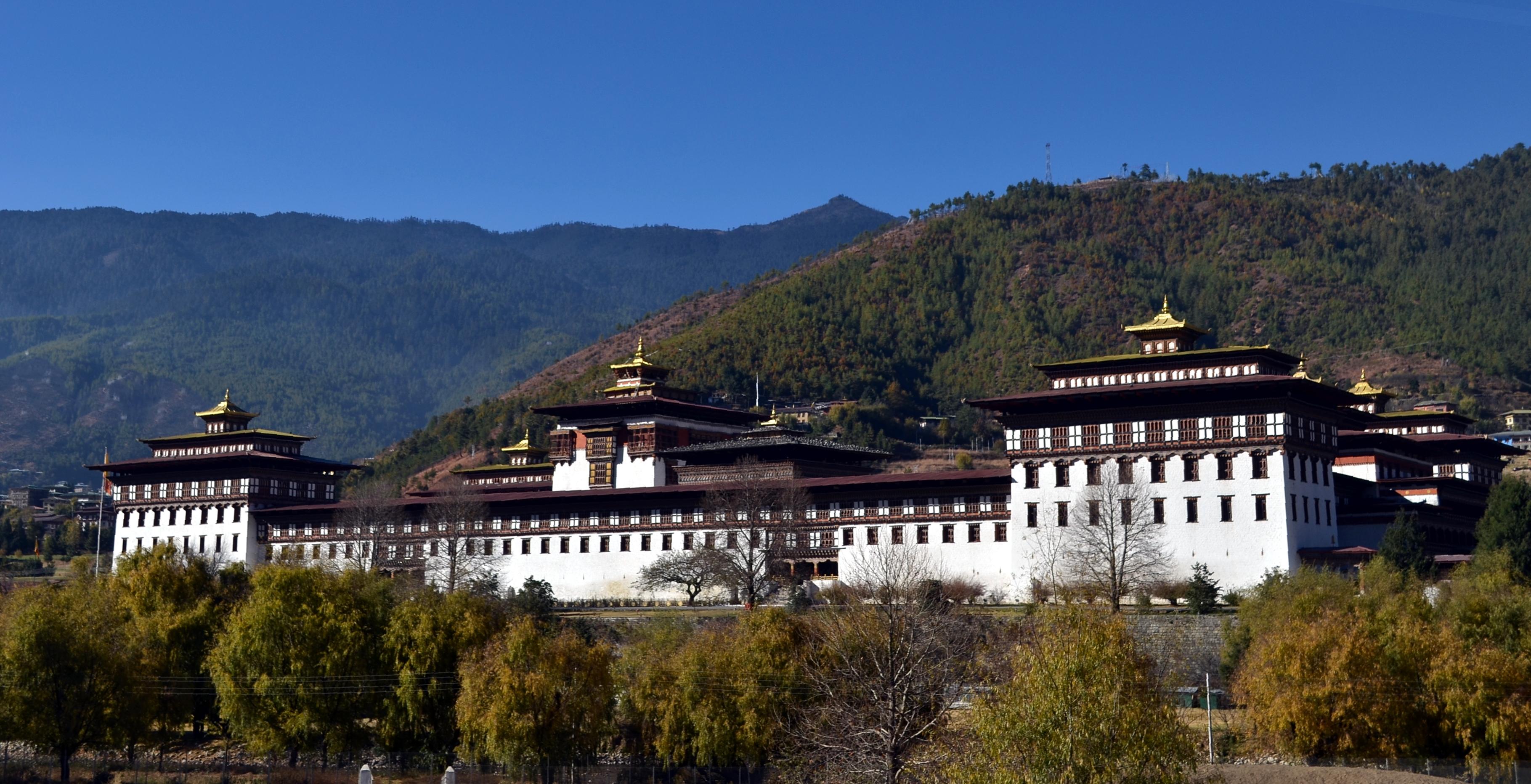 tashichho dzong thimphu bhutan dating