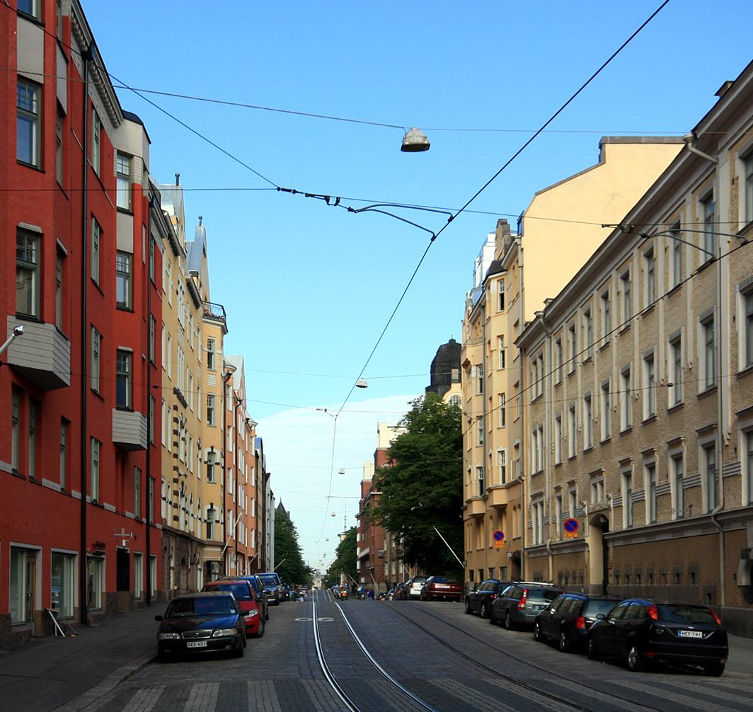 Tehtaankatu Helsinki Wikipedia