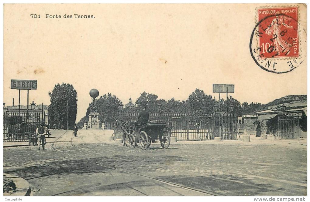 Avenue de la porte des ternes wikidata - Avenue de la porte de montrouge ...