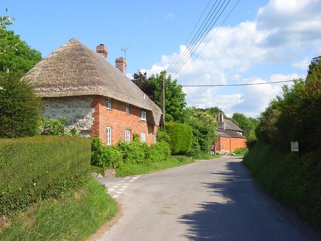 The Street, Stanton St Bernard