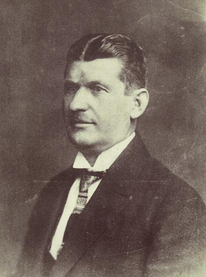 Portrait of Tomas Bata