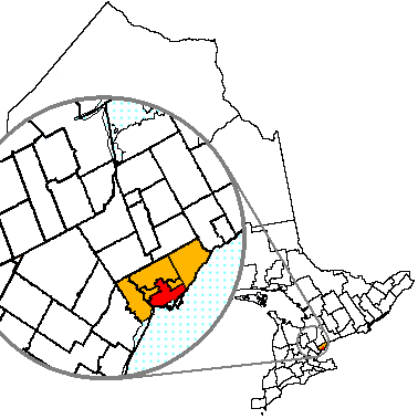 Toronto before amalgamation