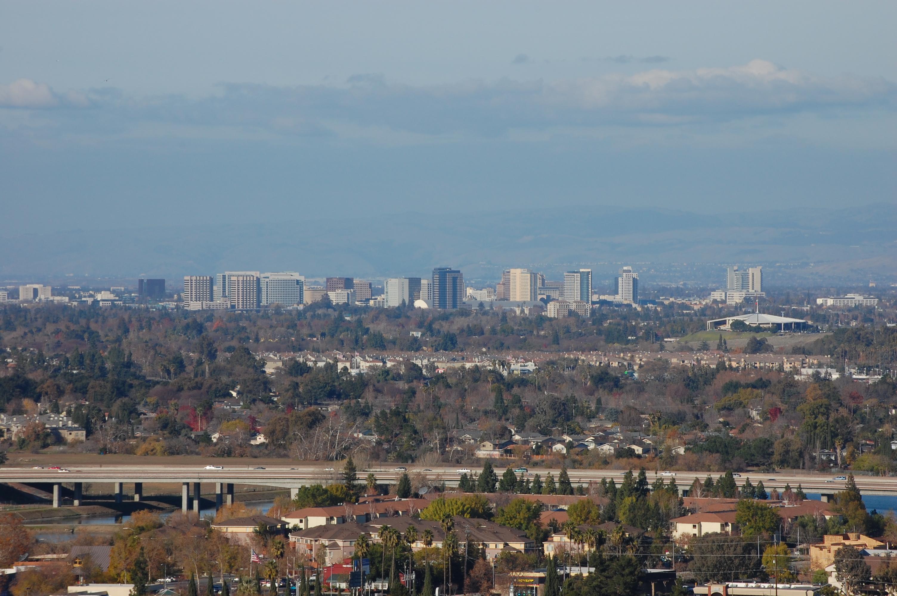 Downtown San Jose CA