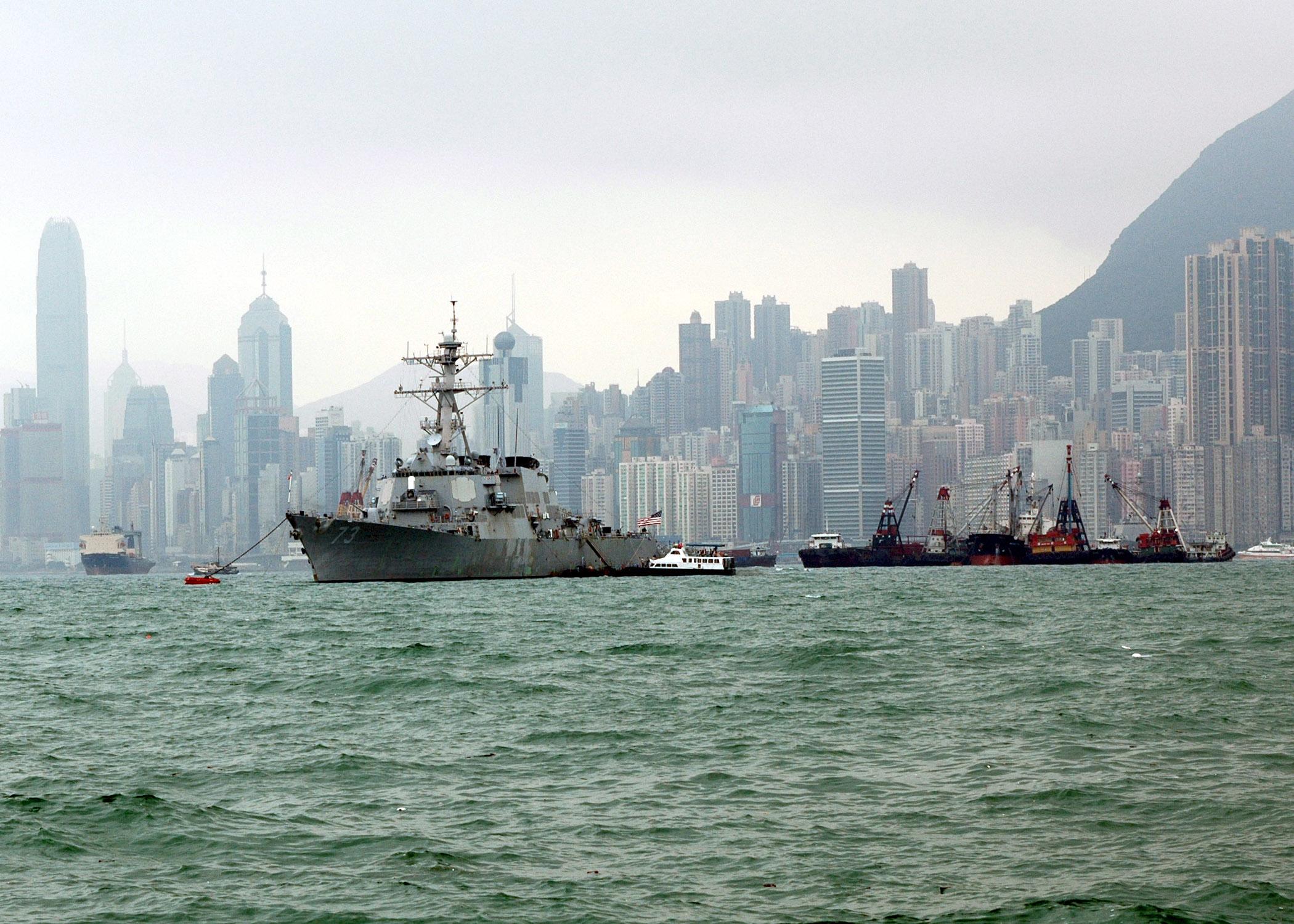 Hong Kong Guided Day Tours