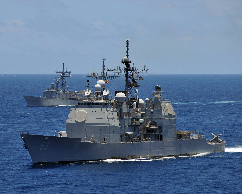 Ticonderoga-class cruiser - Revolvy