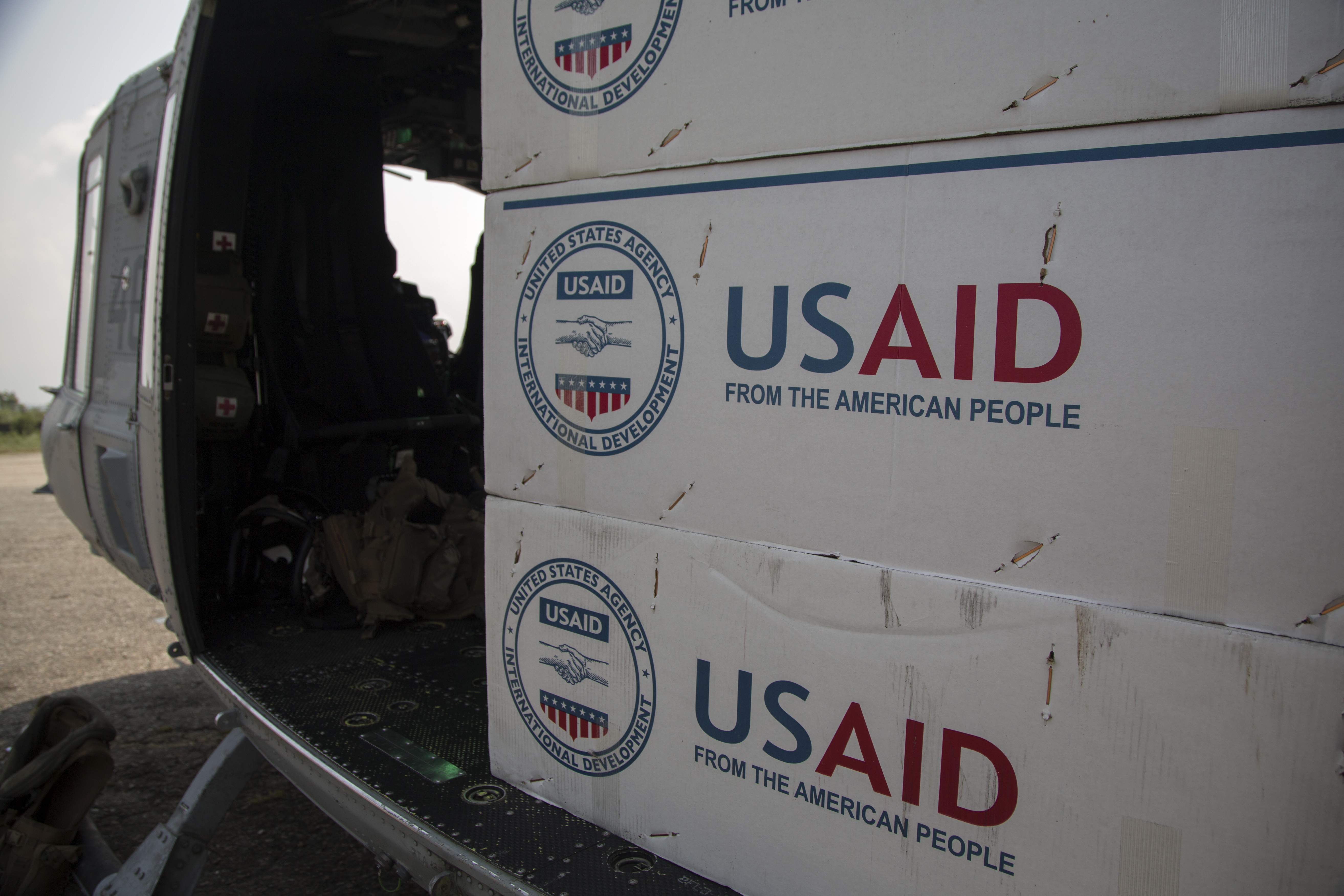 "A Step in the Right Direction? Trump's ""Aid"" to Central"