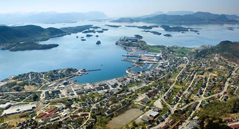 yrker i norge Ulsteinvik