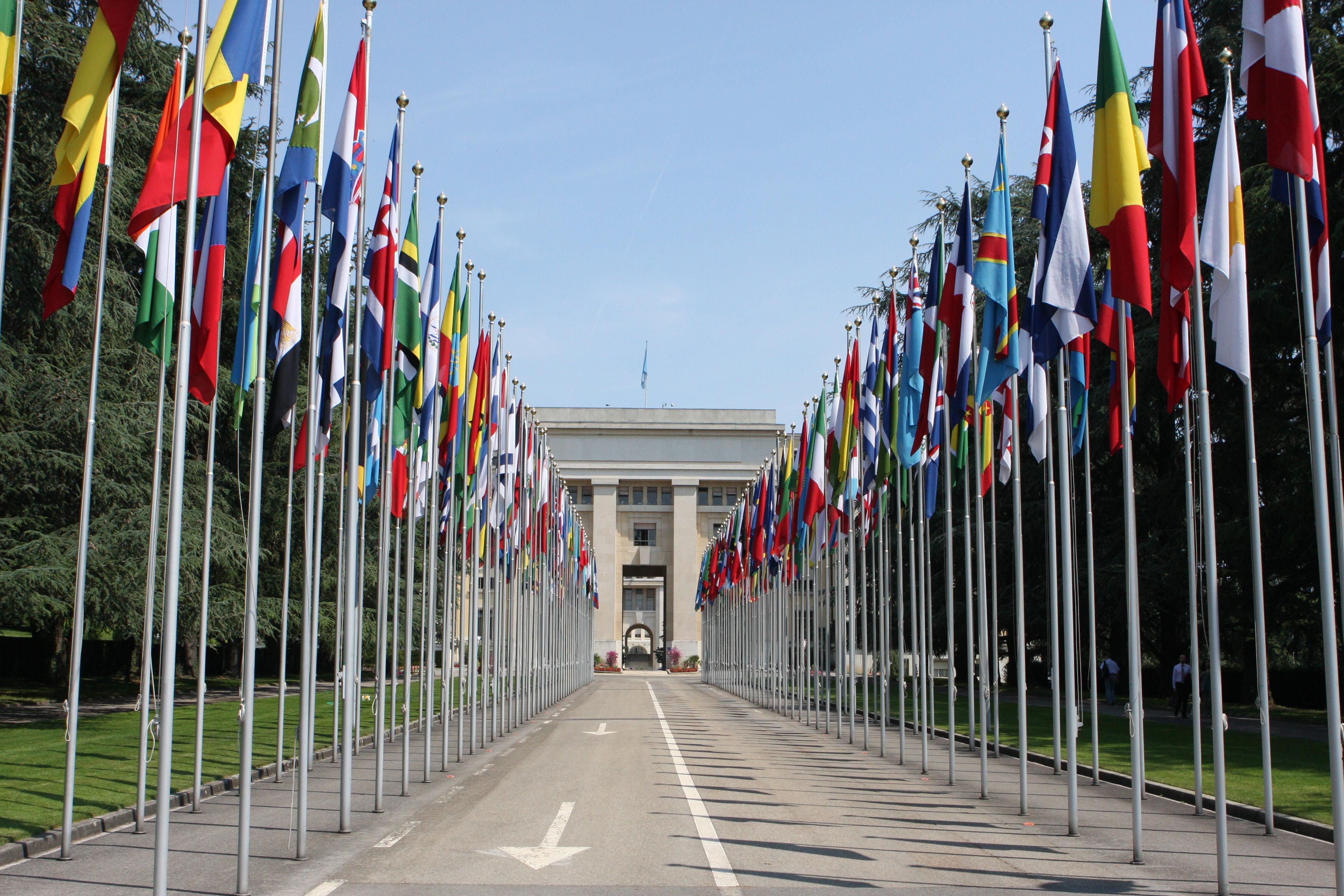 photo of United Nations, Geneva