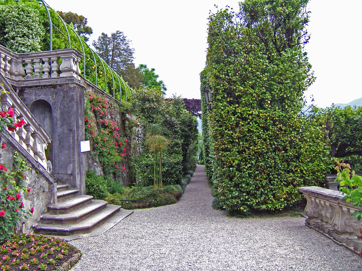 Italian garden design ideas