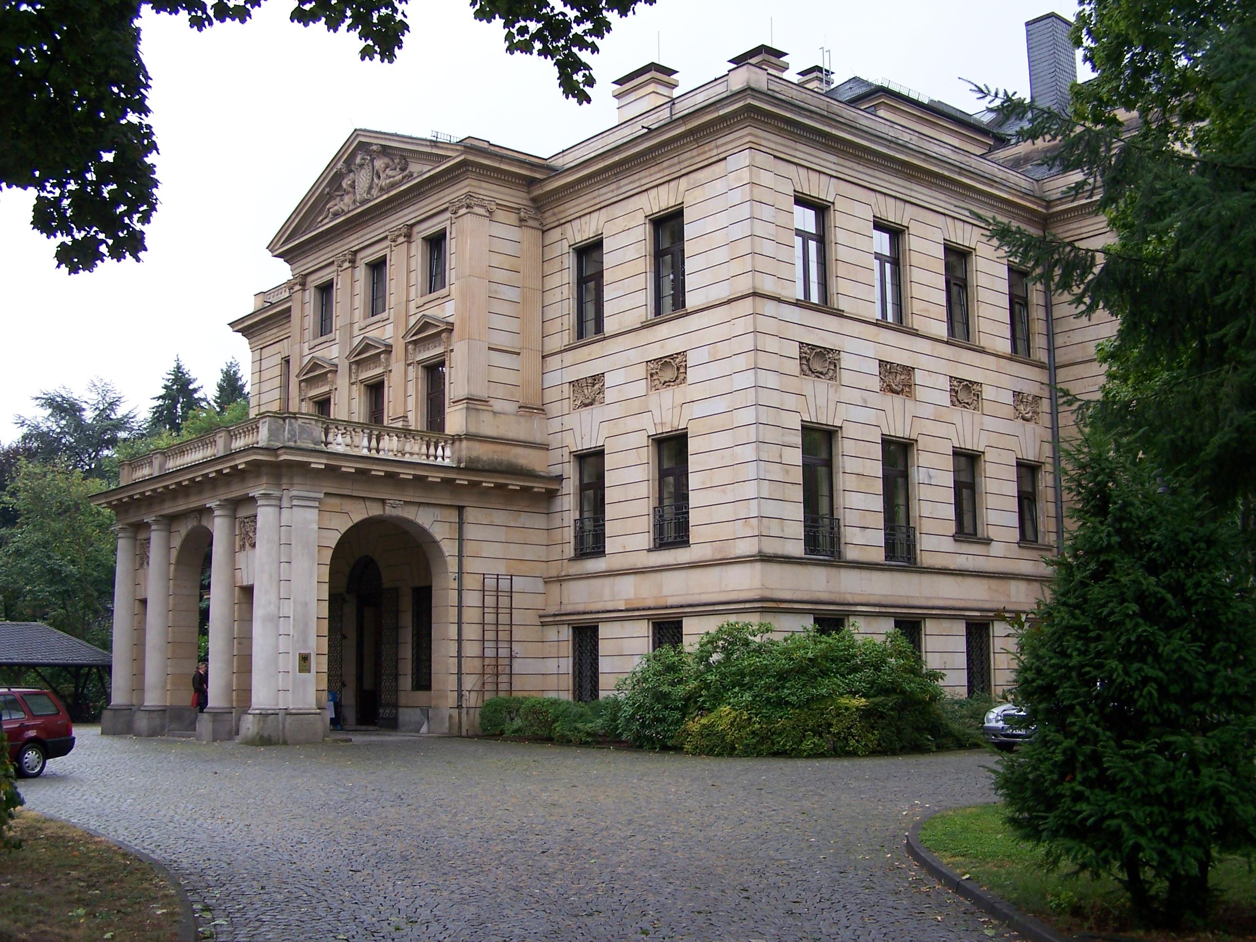Hotel Villa Helene Bad Salzuflen