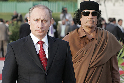 muammar al gaddafi young. leader Muammar al-Gaddafi,
