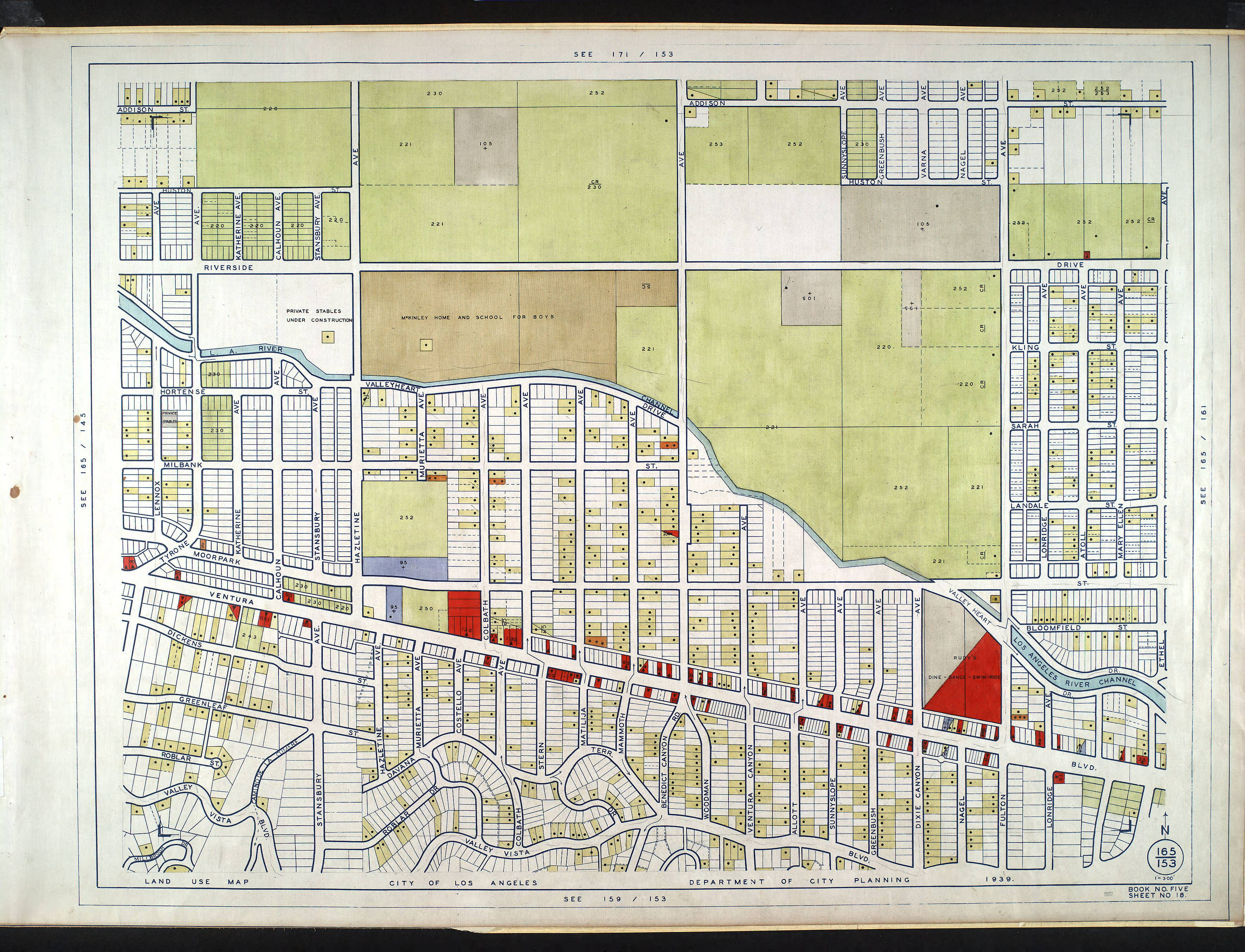 File:WPA Land use survey map for the City of Los Angeles ...