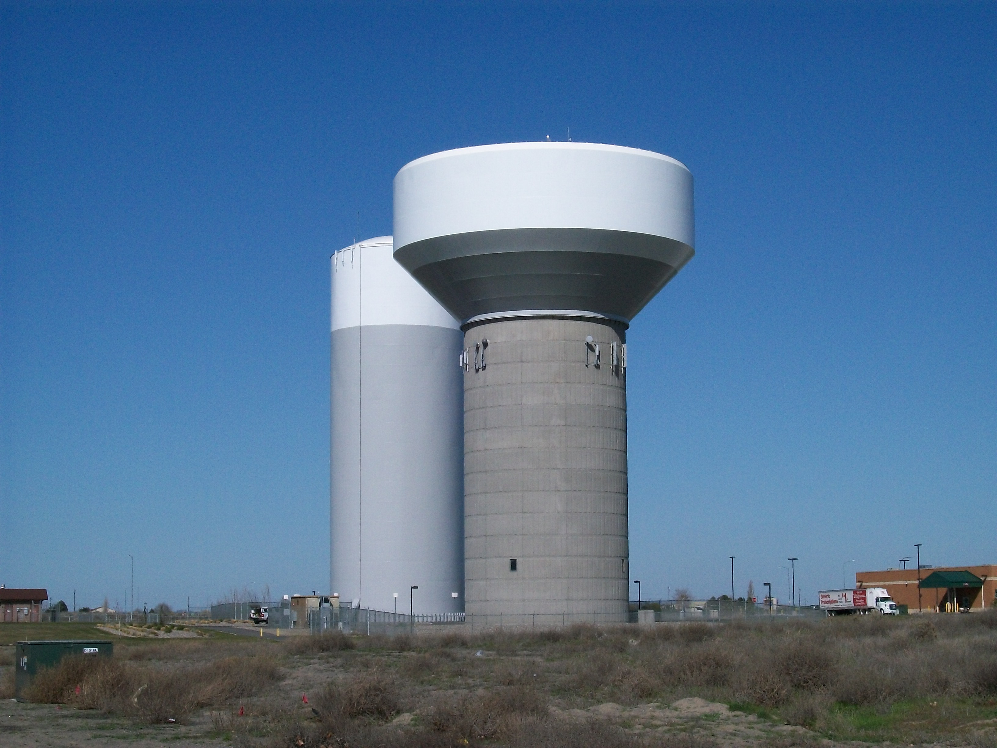 Water Tank Tower Design Pdf