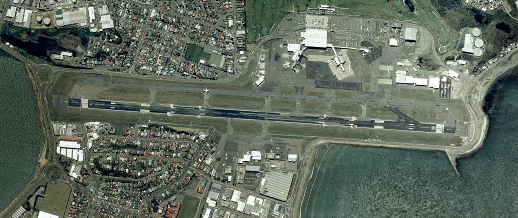 Penembakan Selandia Baru Wikipedia: Aeroporto Internacional De Wellington