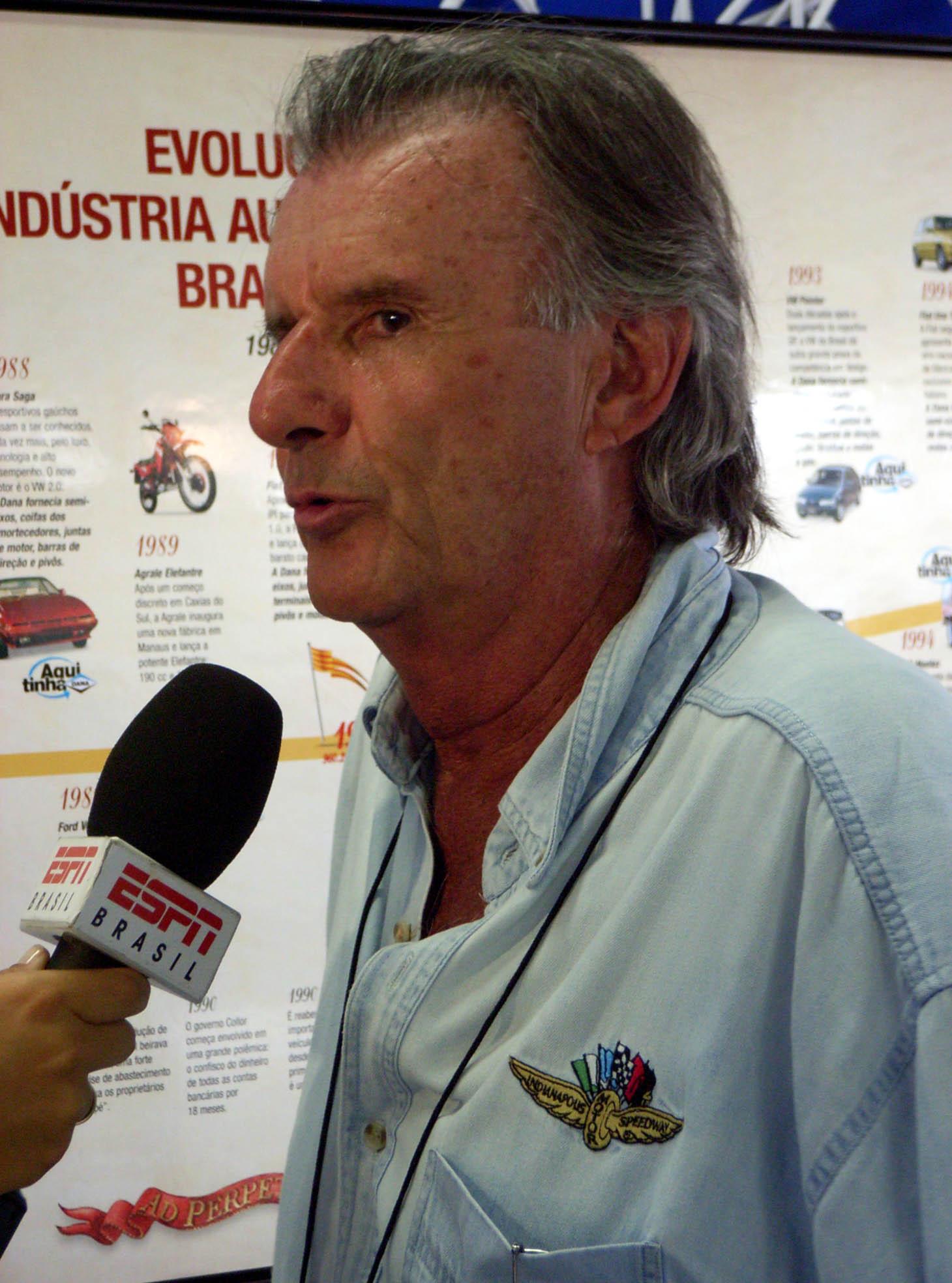 Wilson Fittipaldi - Wikipedia, la enciclopedia libre